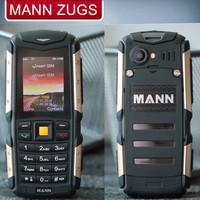 2015 New MANN ZUGS ZUG S 2.0inch QVGA 240x320 pixels Bluetooth FM 2.0MP Pixels 2570mah Cestina Slovka Polski Magyar Romanian