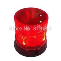 New XN-360 Super-bright 1Watt Light Bead Round Led Car Ceiling Lamp(Strobe Warning Light Type)