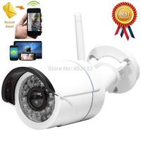 720P Wireless WiFi Outdoor Waterproof IR Night Vision Network IP Camera Security