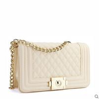 New arrival  women's handbag plaid chain small cross-body bag small bags  women shoulder bag women messenger bag yl235