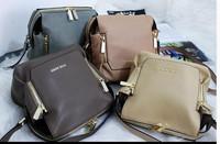 DA280  M Fashion Flap solid  genuine leather 100%  handbag  Messenger Bags Shoulder bag wholesale drop shipping free shipping