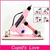 Updated Version Female Masturbation Pumping Gun Automatic Retractable Dildo Sex Machine For Women