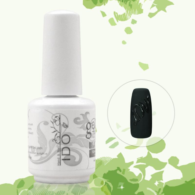 12 pcs grátis frete Kits ferramentas Top coat gel unha produto levou francês manicure Matte fundação unhas(China (Mainland))