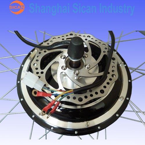 24V 500w F Wheel Ebike Electric Bicycle Kit DISC Brushless Hub Motors 26' 8 Week(China (Mainland))