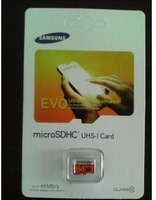 2015 good EVO 64GB Class 10 UHS-I Micro SD TF Memory Card Free SD Adapter Retail Blister Package microSD SDHC Card