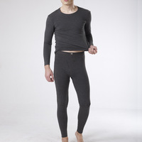 2014 Hot sale Men's Thermal underwear sets Long Johns / clothes + trousers (5 colors for choice / Fabric:Modal)-Free shipping