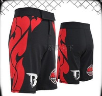 designer high quality authentic MMA  shorts for men sport  martial art training trunks  freeshipping