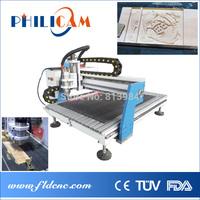 High quality Philicam mini cnc router china 0609/ Hiwin linear rails mini cnc router