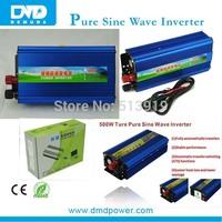 Hot Sales Solar Power Inverters Single Phase Pure Sine Wave Inversors 500w Dc 12V Ac 220V