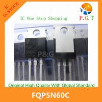 FQP5N60C MOSFET N-CH 600V 4.5A TO-220