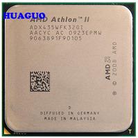 HUAGUO for AMD Athlon II X3 435 2.9 GHz Triple-Core CPU Processor ADX435WFK32GI Socket AM3