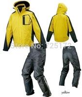 Free Shipping KOMINE PK-540 Motorcycle riding clothes raincoat the trekking raincoat climbing raincoa + Give warm lining