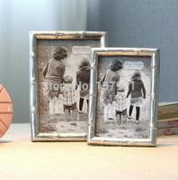 Free Shipping Fashion Cute cartoon blue film photos family 6-inch photo frame creative christmas gift quality photo
