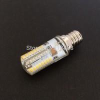 E12 6W Silicone led g9 lamp AC110-140V/220V g4 led style 10pcs/lot warm white/white
