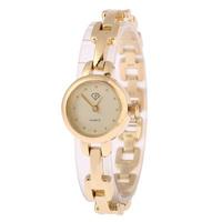 HOT Sell Stainless Steel Brand FTV Luxury Watches, Fashion Casual Watch, Quartz Women's Bracelets Watch