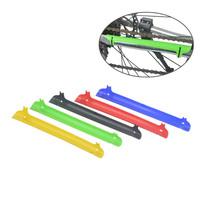 MTB Mountain Bikes Road Bicycles Chain Protection Shield Platics Protect Chainwheel Parts