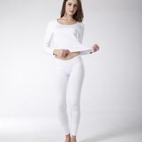 2014 New Fashion Winter Warm underwears Tight Thermal Underwear Wave Women's Body Suits O-Neck Underwear