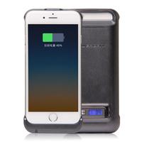 3200mAh External Battery Backup Charger Case Cover Pack Power Bank for Apple iPhone 6 carregador de bateria portatil LED Display