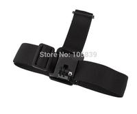 Adjustable Harness Head Belt Strap Mount for GoPro Hero 1 2 3 3+ 4 Camera Accessories 3PCS/LOT