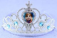 The children's favorite frozen elsa tiara crown