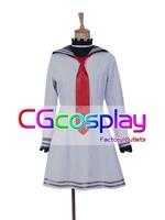 Free Shipping Cosplay Costume Kantai Collection Murakumo New in Stock Retail / Wholesale Halloween Christmas Uniform