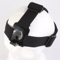 Adjustable Harness Head Belt Strap Mount for GoPro Hero 1 2 3 3+ 4 Camera Accessories