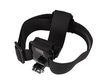 Adjustable Harness Head Belt Strap Mount for GoPro Hero 1 2 3 3+ 4 Camera Accessories 200PCS/LOT