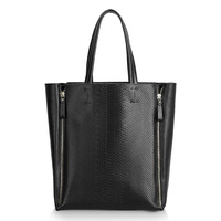2015NEW arrival serpentine genuine leather shoulder bag hand bags