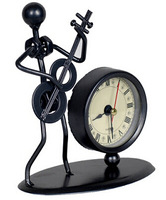 Free shipping, Clock ,fashion home decoration of desk, personalized gift