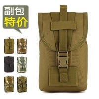 Outdoor wear belt small pockets kit accessories package tactical army sport bags Coin Purses men's traveling bag