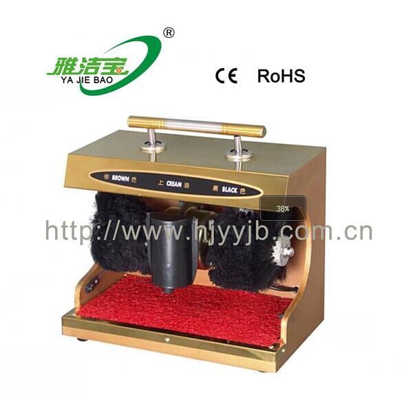 hotel lobby high quality automatic shoe polisher(China (Mainland))