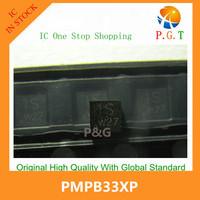 PMPB33XP MOSFET P-CH 20V 5.5A 6DFN