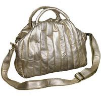Hot New 2015 Women Handbag genuine leather weave bag Ruched travel sheepskin  stitching folds bucket Shoulder Messenger Bags