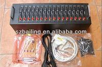 USB interface MC52I 16 Port gsm modem pool Cinterion module