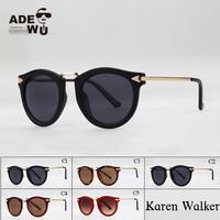 Classic Arrow Harvest Sunglasses Women Brand Designer Red gafas lentes de sol oculos feminino Steampunk Googles 5 pcs