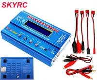 Factory  Wholesale  SKYRC Original  IMAX B6 RC Lipo NiMh Battery Digital Balance Charger with T Plug or Tamiya Connector Calbe