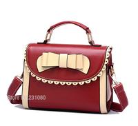 Fashion Messenger Bag Handbag 2014 Korean Influx Women Sweet Packet Fashion Shoulder Handbag