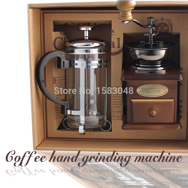 beng klassischen handschleifmaschine Bewegung log kaffeebohnen kaffee schleifmaschine