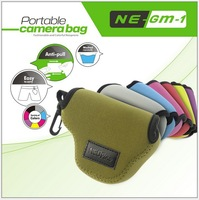 NEOpine Protective Waterproof Soft Case Bag Pouch Perfect For Panasonic lumix GM1 GM-1 NE-GM1