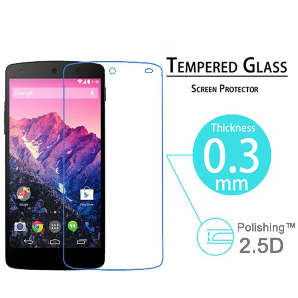 Новый Протектор Экрана для Google LG Nexus 5 Anti-Explosion Закаленное Стекло 9 H Мобильный Телефон Фильм премиум закаленное стекло экран протектор для lg google nexus 6 защитная пленка 0 3 мм 2 5d 9 h