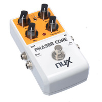 F11150 NUX Phaser Core Guitar Effects Pedal Modulation Stomp Effect Pedal Tone Lock Preset Function True Bypass  + FreePost