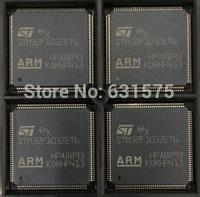 10PCS/LOT FREE SHIPPING STM32F103ZET6 LQFP144 32-bit ARM microcontrollers new&original