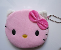 Hello kitty Pink Girls PURSE COINS BAG