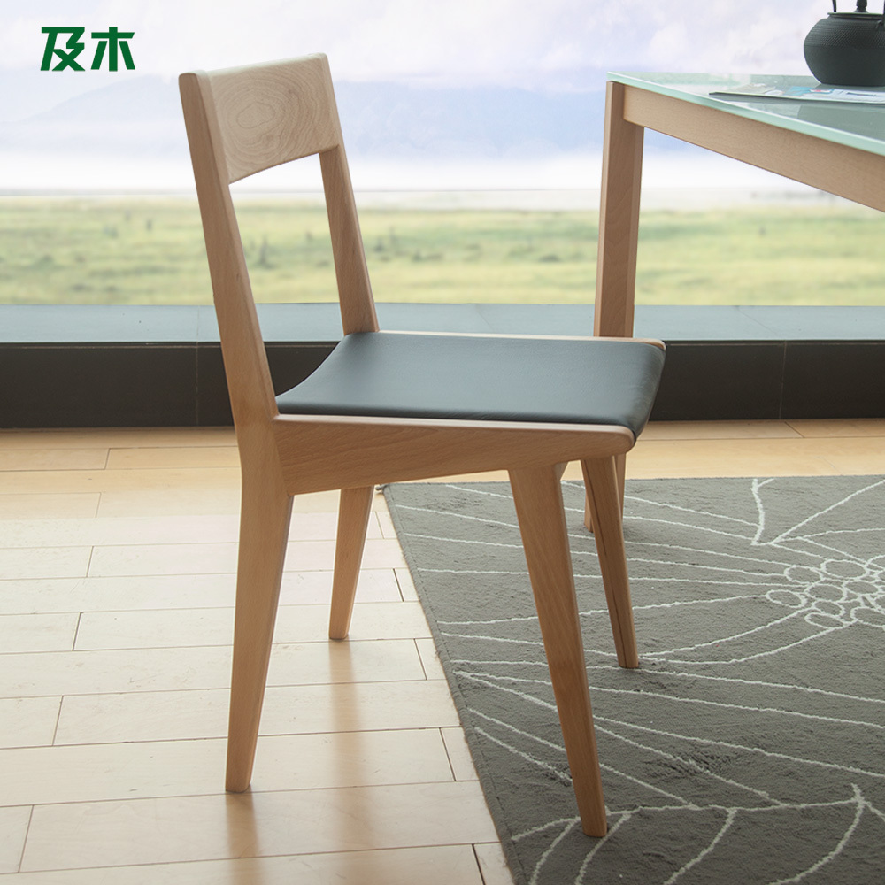 Modern Wooden Dining Chairs Design