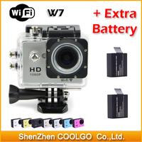 Original SJ5000 Wifi Action Camera SJ4000 upgrade version GoPro Style DV FHD 1080P DVR Sport Recorder 30m Waterproof Camcorder
