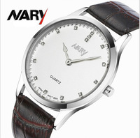 2015 Listed On The new Classical Male And Female Clothing Leather Watch Fashion Quartz Movement Watch