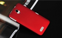 Alcatel one touch scribe hd 8008d TCL Y900 Frosted series Hard PC back cover case ,5 Colors wholesale