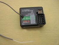 FLYSKY FS-iR4 4ch 2.4GHz AFHDS 2 Receiver For FS-iT4 Transmitter RC Car Boat dzu