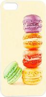Beautiful Colorful Cakes Hard Unique Designer Slim case for apple iphone 5 5S 5G