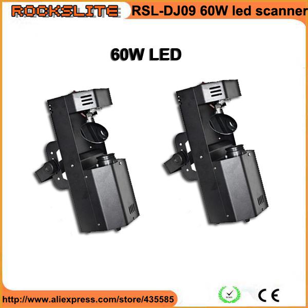 Led Scanner Led 60w Scanner Stage Lights